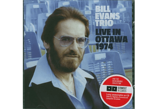 Bill Evans - Live in Ottowa 1974 (CD)