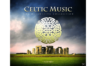VARIOUS - Celtic Music-Definitive Collection - (CD)