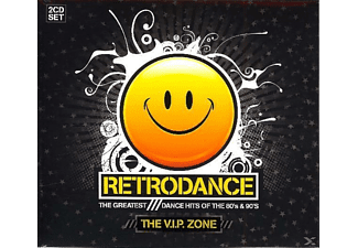 VARIOUS - Retrodance-VIP Zone - (CD)
