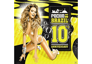 VARIOUS - Pacha Brazil 10th Aniversary - (CD)