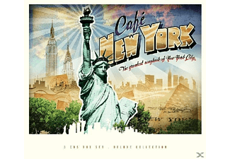 VARIOUS - Cafe New York Trilogy - (CD)