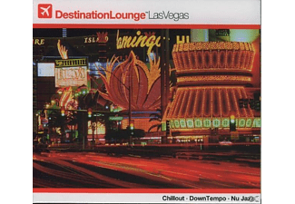 VARIOUS - Destination Lounge Las Vegas - (CD)