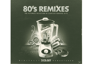 VARIOUS - 80's Remixes - (CD)