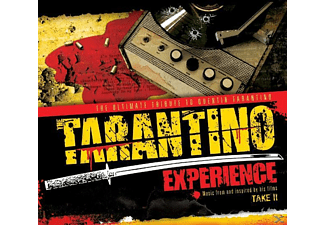VARIOUS - Tarantino Experience Take 2 (Dig) - (CD)