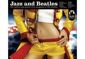 VARIOUS - Jazz And The Beatles - (CD)