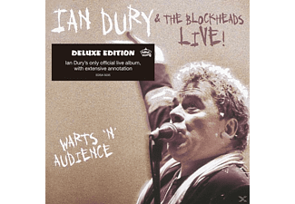 Ian Dury, Blockheads - Warts 'n' Audience (Deluxe Edition) [CD]