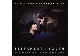 Max Ost/richter - Testament Of Youth [CD]