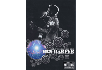 Ben Harper - Live At The Hollywood Bowl - (DVD)