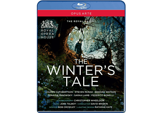 Orchestra Of The Royal Opera House, Royal Ballet - The Winter's Tale - (Blu-ray)
