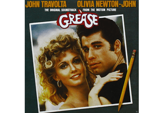 VARIOUS - GREASE - (CD)