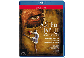 La Bete Et La Belle - Beauty And The Beast - (Blu-ray)
