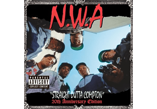 N.W.A - Straight Outta Compton - 20th Anniversary Edition (CD)