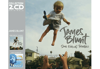 James Blunt - Some Kind Of Trouble & Back To Bedlam - (CD)
