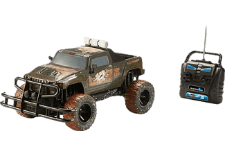 REVELL 24621 Mud Scout Buggy Braun