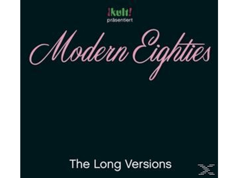 VARIOUS - Modern Eighties Long Versions [CD]