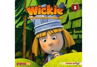 Wickie - 05: Thors Urteil, Applaus Für Ylva U.A.(Cgi) - (CD)
