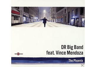 Dr Big Band - The Phoenix (Feat.Vince Mendoza) - (CD)