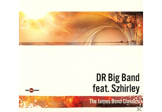 Dr Big Band - The James Bond Classics (Feat.Szhirley) - (CD)