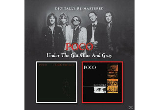 Poco - Under The Gun/Blue & Gray [CD]