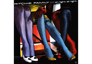 Ritchie Family - All Night All Right [CD]