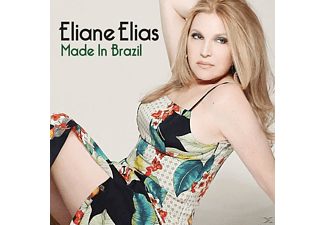 Eliane Elias - Made In Brazil - (CD)