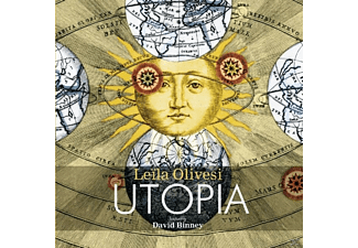 Leiïa Olivesi - Utopia - (CD)