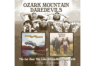 Ozark Mountain Daredevils - The Car Over The Lake Album/Men From Earth [CD]