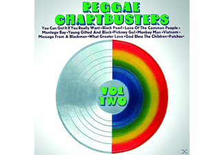 VARIOUS - Reggae Chartbusters Vol. 2 - (CD)
