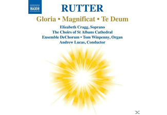 VARIOUS, Lucas/Cragg/Winpenny/Choirs of St Albans - Gloria/Magnificat/Te Deum - (CD)