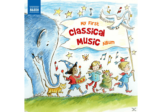 VARIOUS - My First Classical Music Album - (CD)