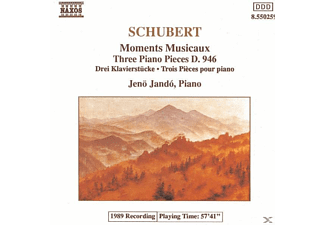 Jenö Jo - Moments Musicaux/Allegretto/+ - (CD)