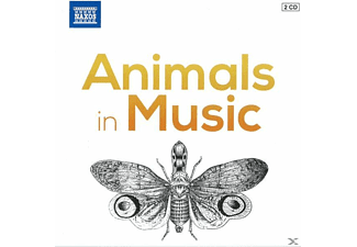 VARIOUS - Animals in Music - (CD)