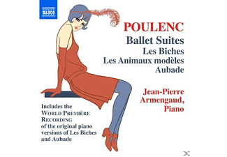 Jean Pierre Armengaud - Ballettsuiten - (CD)