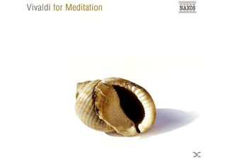VARIOUS - Vivaldi For Meditation - (CD)