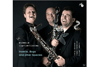 Ensemble Clarinettissimo - Insects,Bugs and other Species [CD]