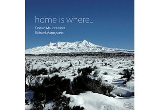 Donald Maurice, Richard Mapp - Home is where... - (CD)