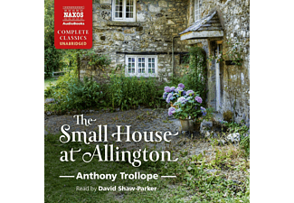 The Small House at Allington - 20 CD - Hörbuch