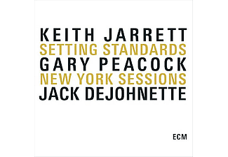Keith Jarrett Trio - Setting Standards - New York Sessions (CD)