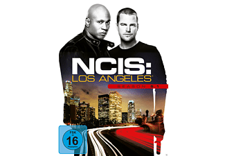 Navy CIS: L.A. - Staffel 5.1 [DVD]