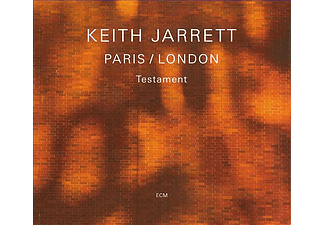 Keith Jarrett - Testament - Paris / London (CD)