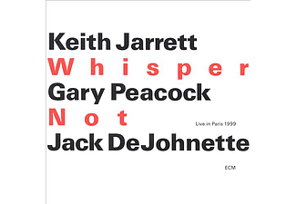 Keith Jarrett Trio - Whisper Not (CD)