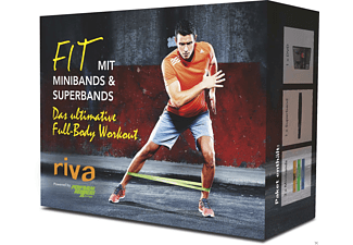 Fit mit Minibands & Superbands - (DVD)