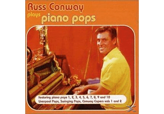 Russ Conway - Russ Conway Plays: Piano Pops - (CD)