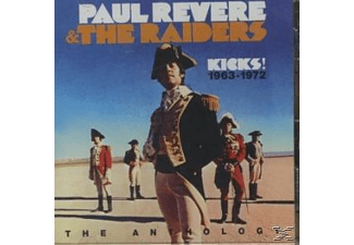 The Raiders - Kicks! The Anthology 1963-1972 - (CD)