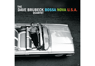The Dave Brubeck Quartet - Bossa Nova U.S.A. - (CD)