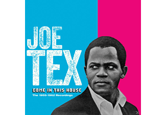 Joe Tex - Come In This House - The 1955-1962 - (CD)