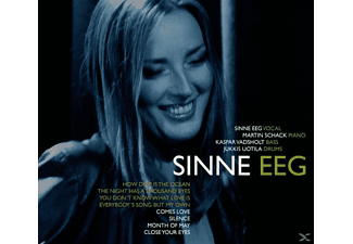 Sinne Eeg - Sinne Eeg - (CD)