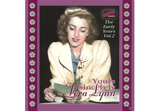 Lynn Vera - Yours Sincerely - (CD)