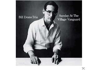 Bill Evans, Bill Trio Evans - Sunday At Village Vanguard - (CD)