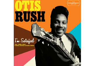 Otis Rush - I'm Satisfied - Remastered Edition - (CD)